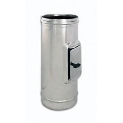 tubo ispezione inox monoparete